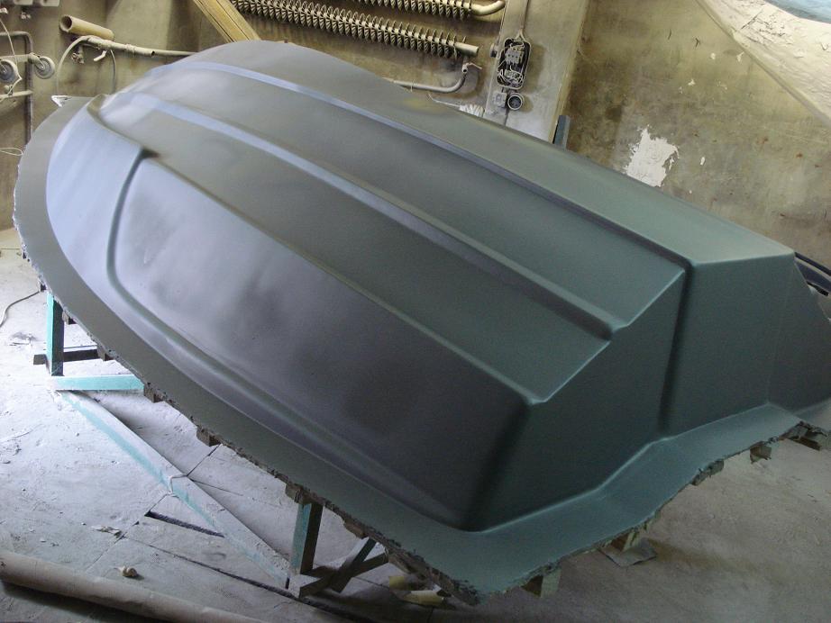 гидролыжа на лодке крым