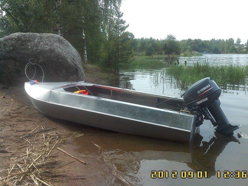лодка романтик н характеристики