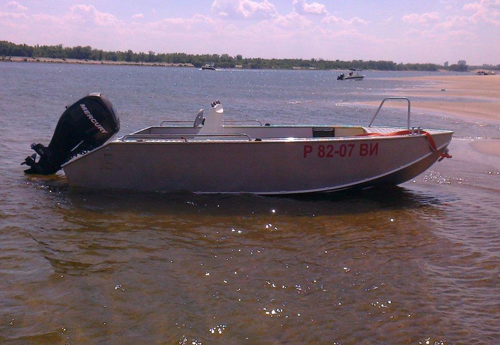 лодка до 5 метров с каютой