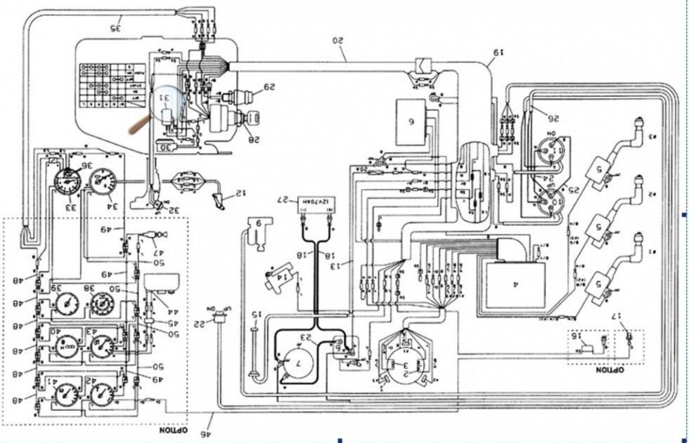 117 Kb.  Ответить на это сообщение.  Re: Электросхема Тоха М50 HELP!  Схема.