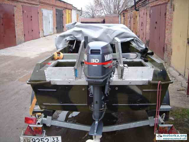 Моторные лодки Крым, Крым-М