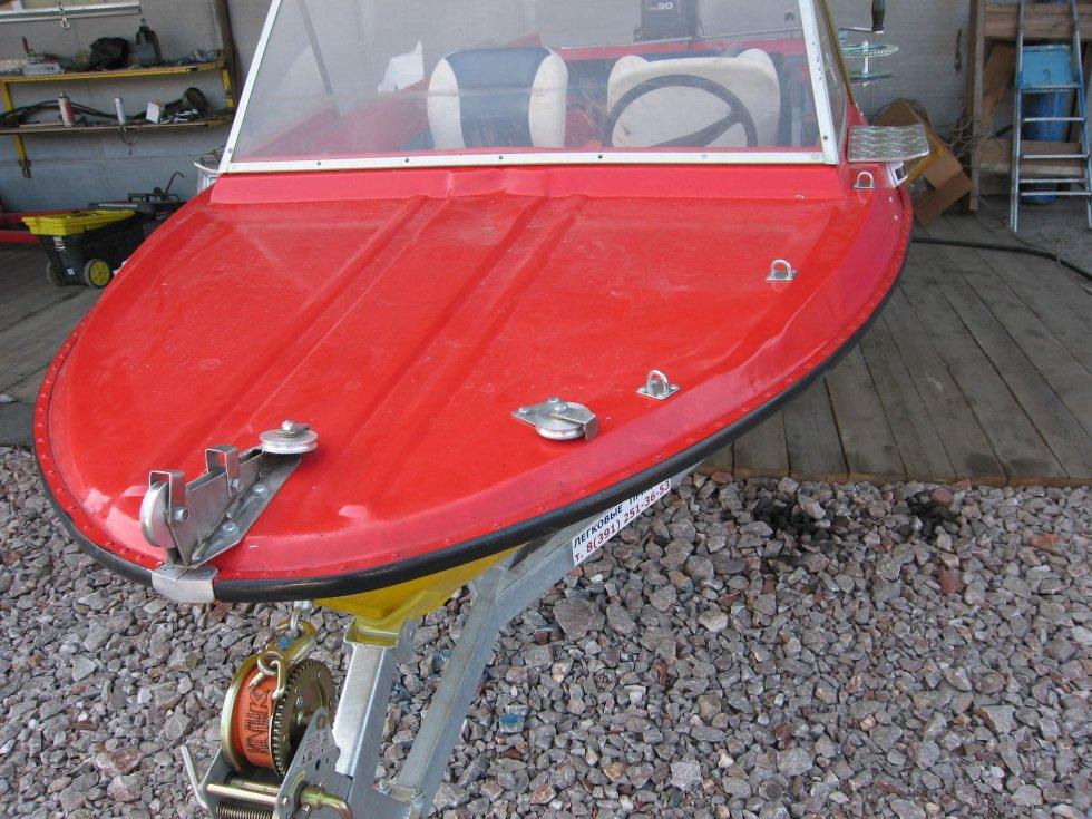 Тюнинг своими руками для лодок пвх