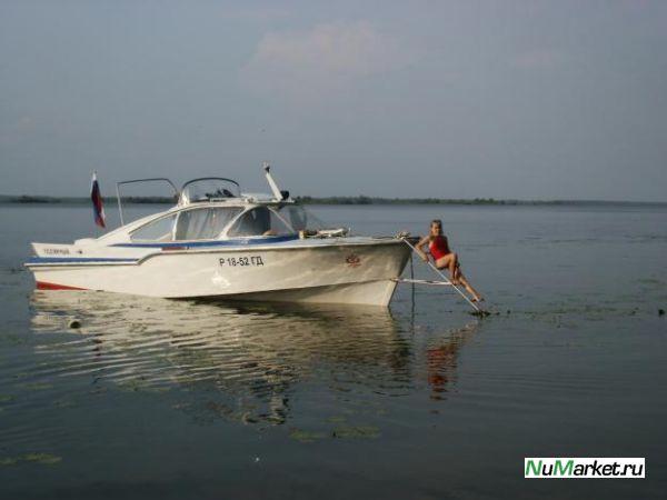 нижний новгород катера и лодки цены б у