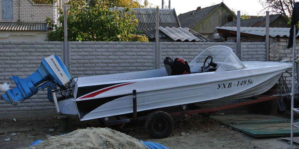 лодка казанка-5м4 технические характеристики