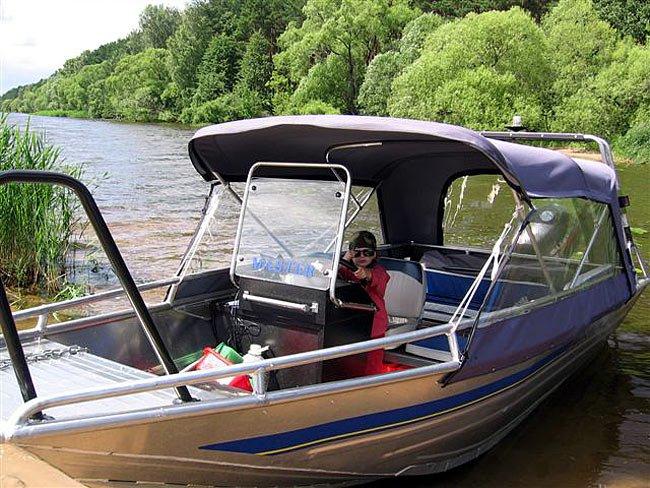 лодка мастер 410 характеристики
