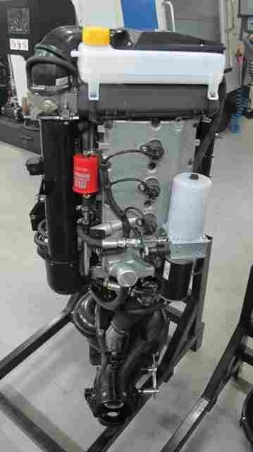 лодочный мотор импульс 115 видео