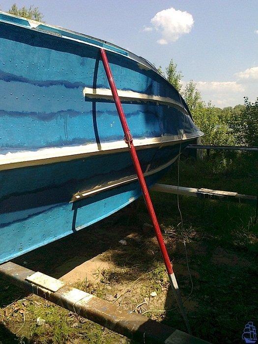 лодка крым на редан