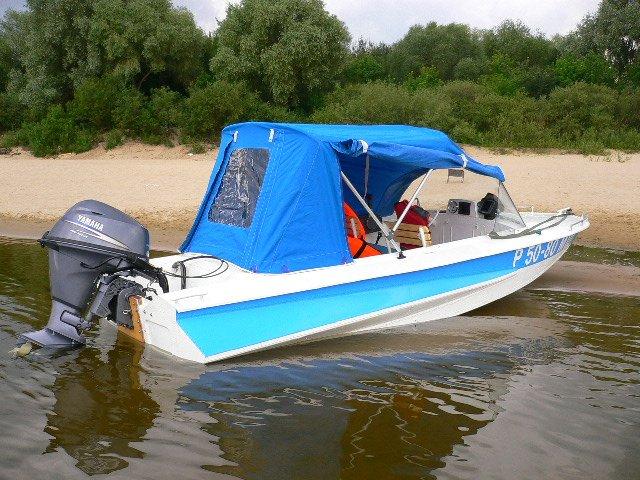 тент на лодку ямаха