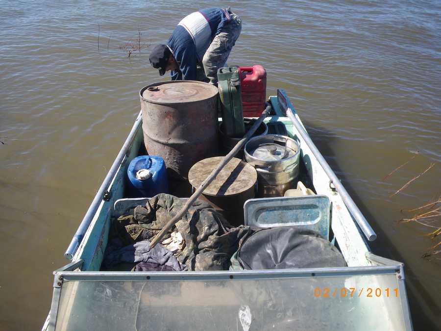 лодки для дальних походов