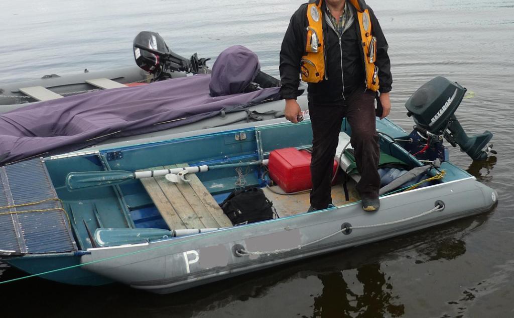 диаметр баллона для морских пвх лодок