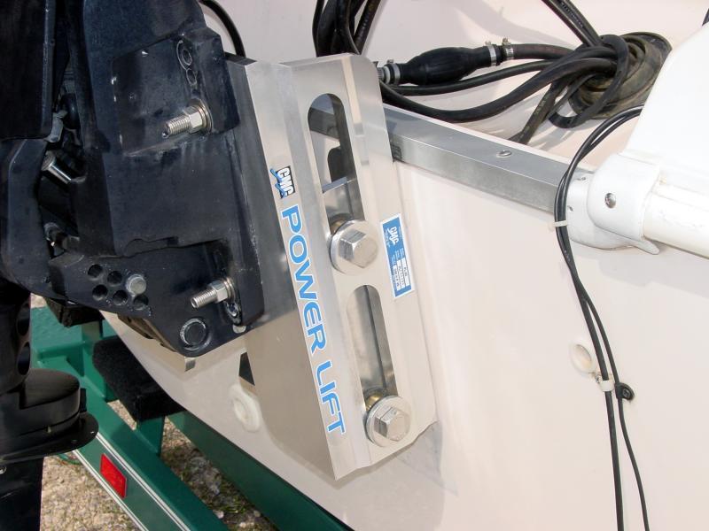 микролифт для лодочных моторов