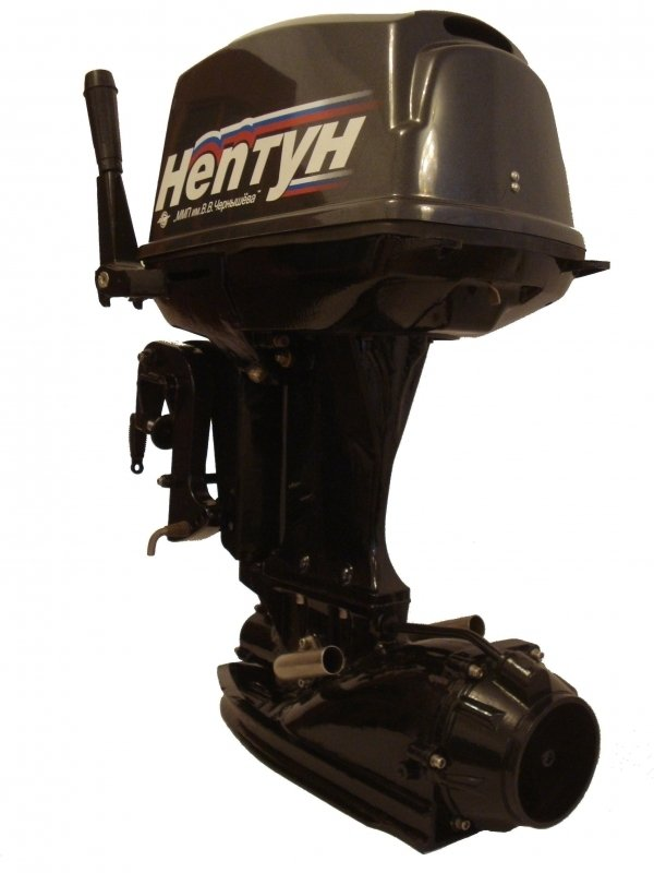 мотор на лодку турбина