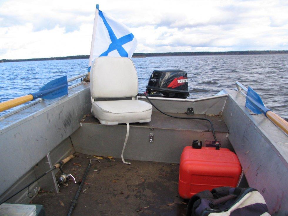 рулевое на лодку вельбот 37