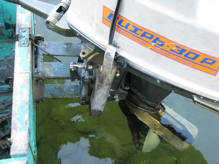 как спарить лодочные моторы