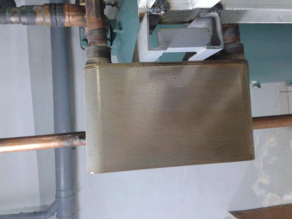 Установка ввх и вмх теплообменников теплообменник торговой марки jaga