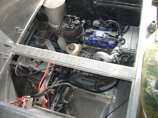 Вот этот мотор на лодке