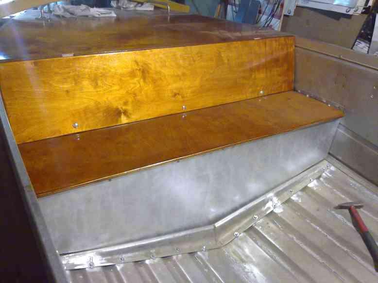 трещины на лодке амг5