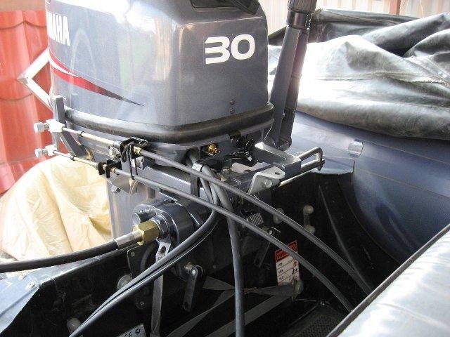 продажа дистанционное управление лодочным мотором