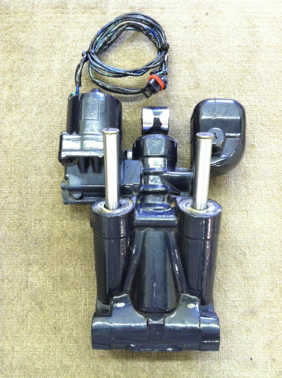 гидроподъем на лодочный мотор самодельный