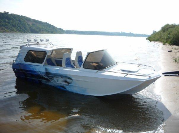 лодка сарепта с рубкой