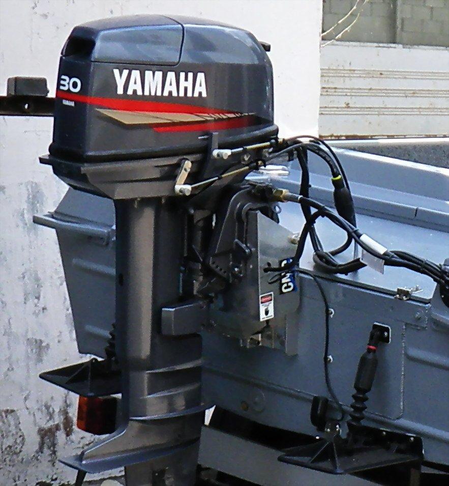 Лодочный мотор ямаха для лодок пвх