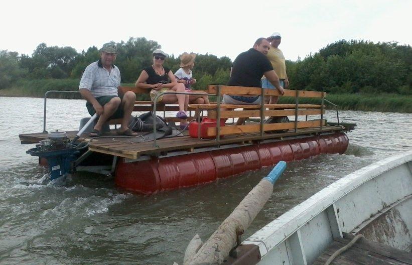 понтонные лодки своими руками