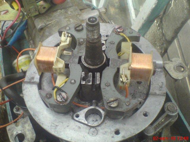 Самодельное зажигание на лодочный мотор 6