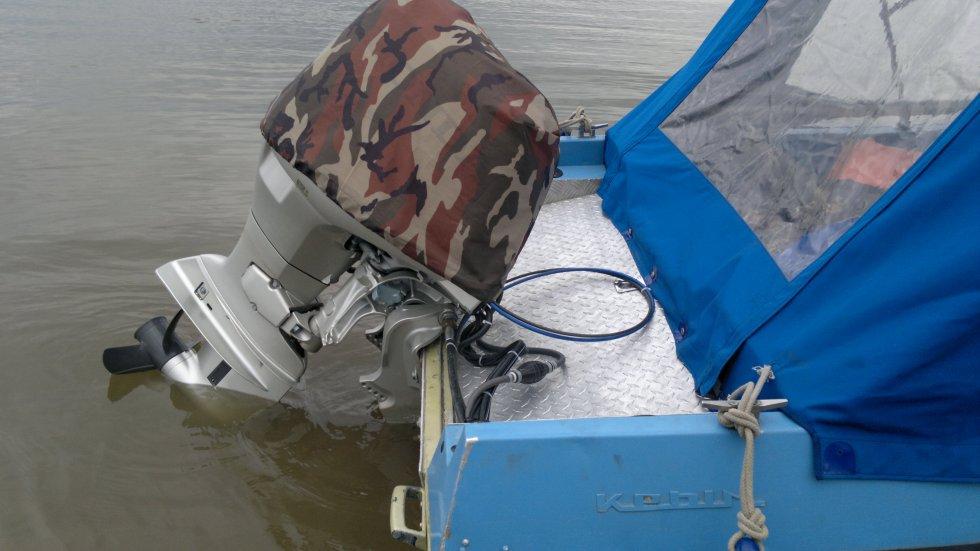 все для тюнинга для лодки пвх