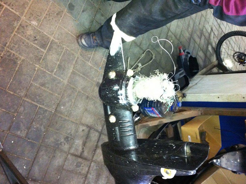 мотор инструкция судзуки лодочный