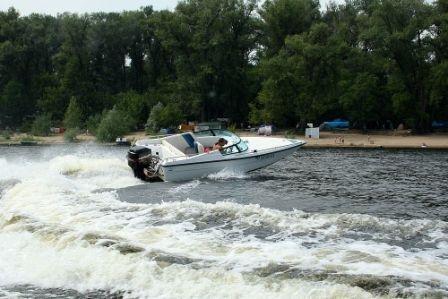 лодка вираж 500 видео