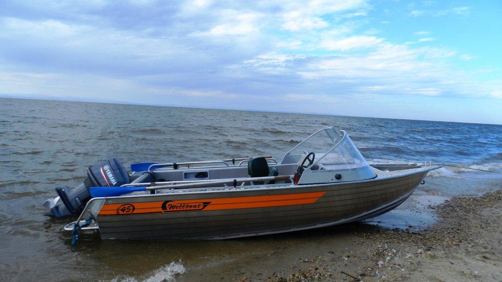 российские лодки вельбот