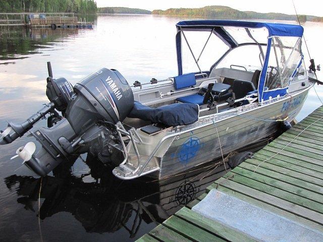 докатка для лодки