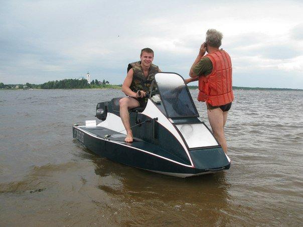 Гидроцикл своими руками с подвесным мотором - marcopirelli.ru