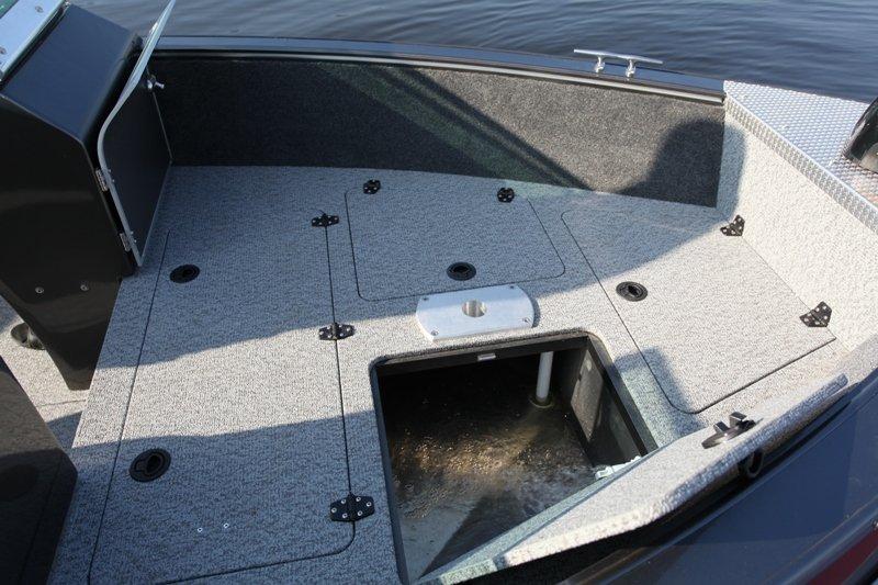 Аэратор для лодки своими