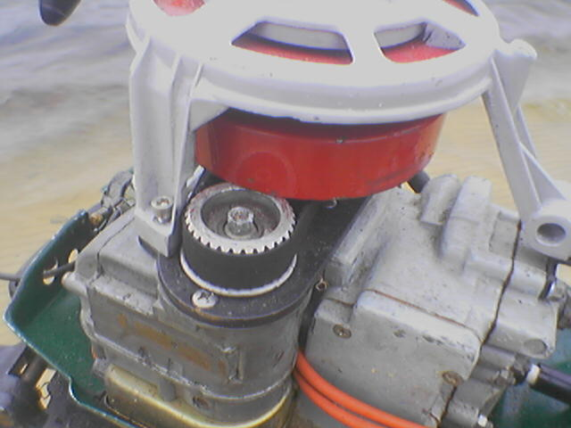 ветерок 8 ремонт магнето
