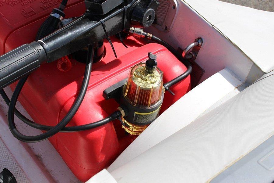 груша для лодочного мотора своими руками