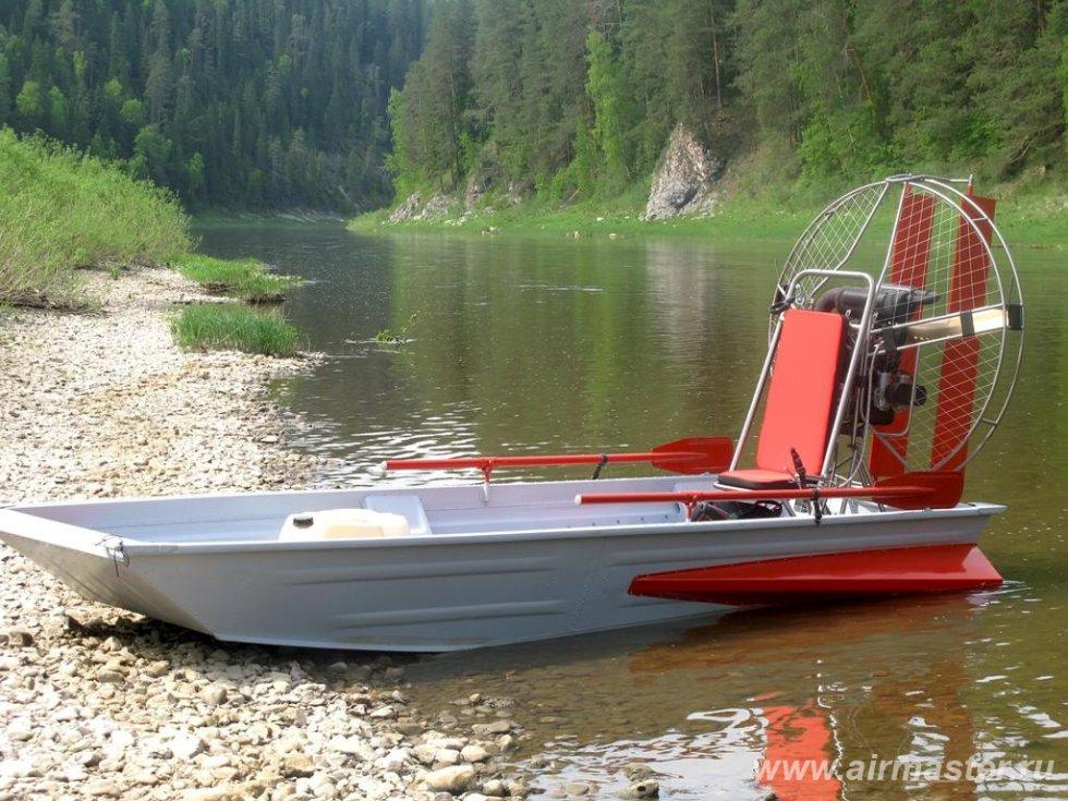 аэроглиссер на лодку пвх купить