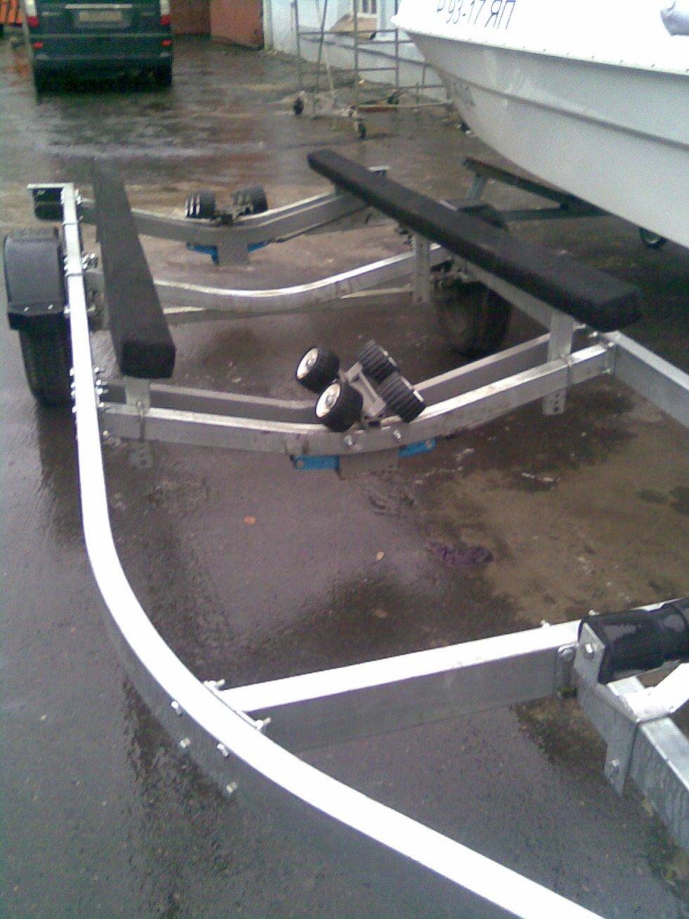 Лодочный туннель - Моторные лодки и катера - Кают-Компания Катера и Яхты