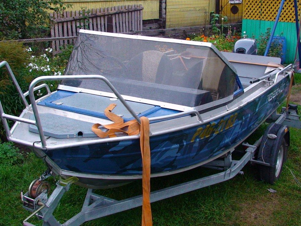 беркут лодка волгоград