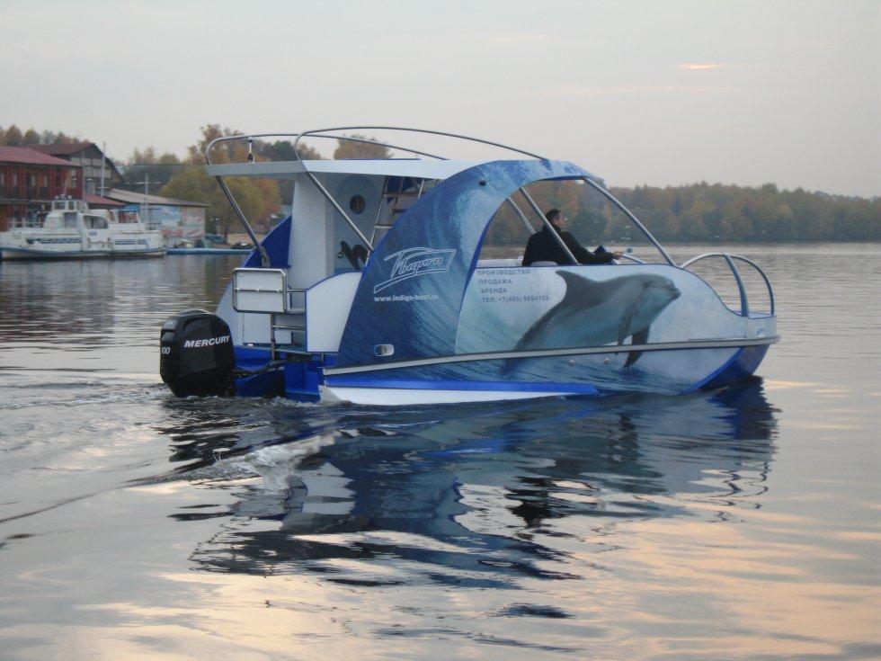 сосновка полипропиленовая лодка сосновчанка 38