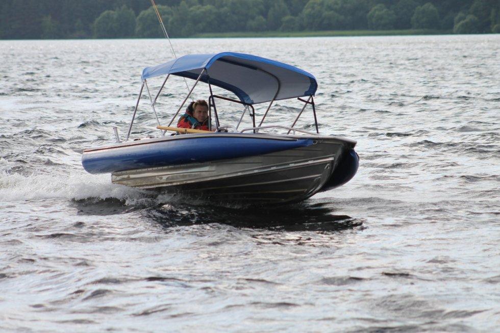 Быстросъемные изогнутые надувные борта (баллоны) для лодки на заказ