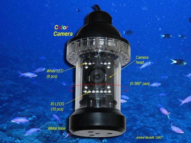 Сделать  подводную камеру