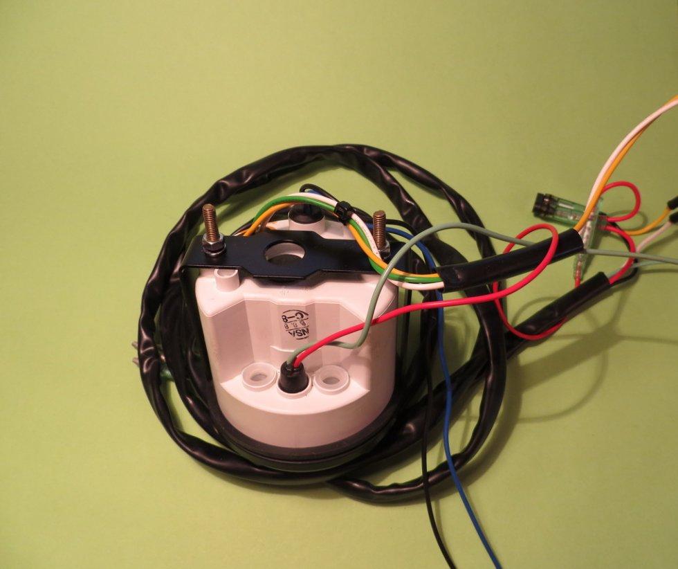 схема зажигания лодочного мотора меркурий30