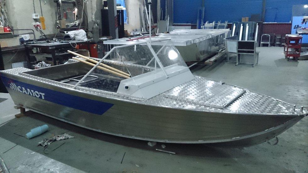 изготовление лодок в самаре