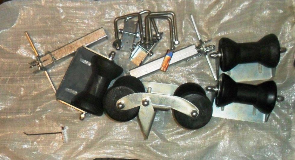 ролик килевой для лодочного прицепа купить в минске
