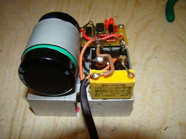 регулятора напряжения к подвесному лодочному мотору