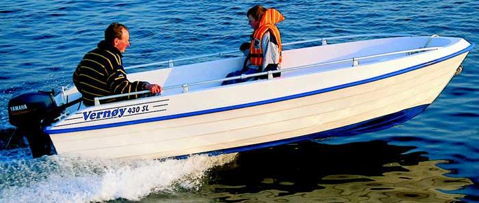 лодка верный