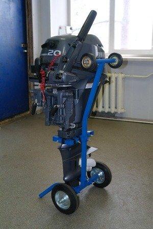 Тележка для ПЛМ -- Форум водномоторников. GC13