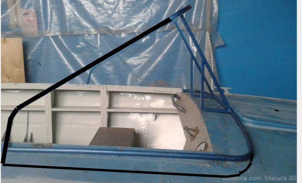 транцы на дюралевую лодку