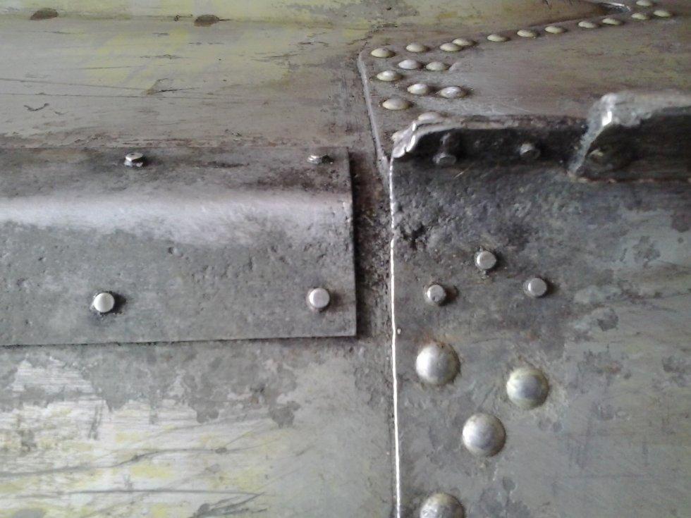 как остановить коррозию алюминия на лодке
